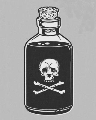 liquid poison 320-400
