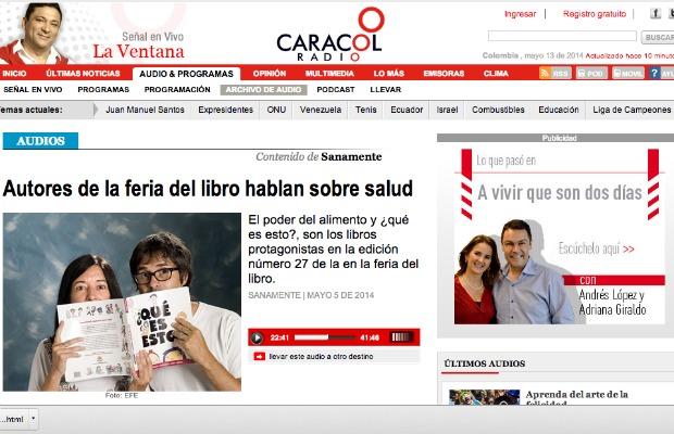 programa Santiago Rojas 620+400