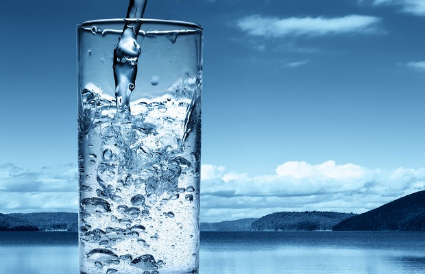 vaso agua en lago 620+400