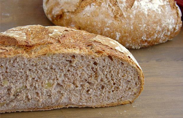 pan integral fermentado 620+400